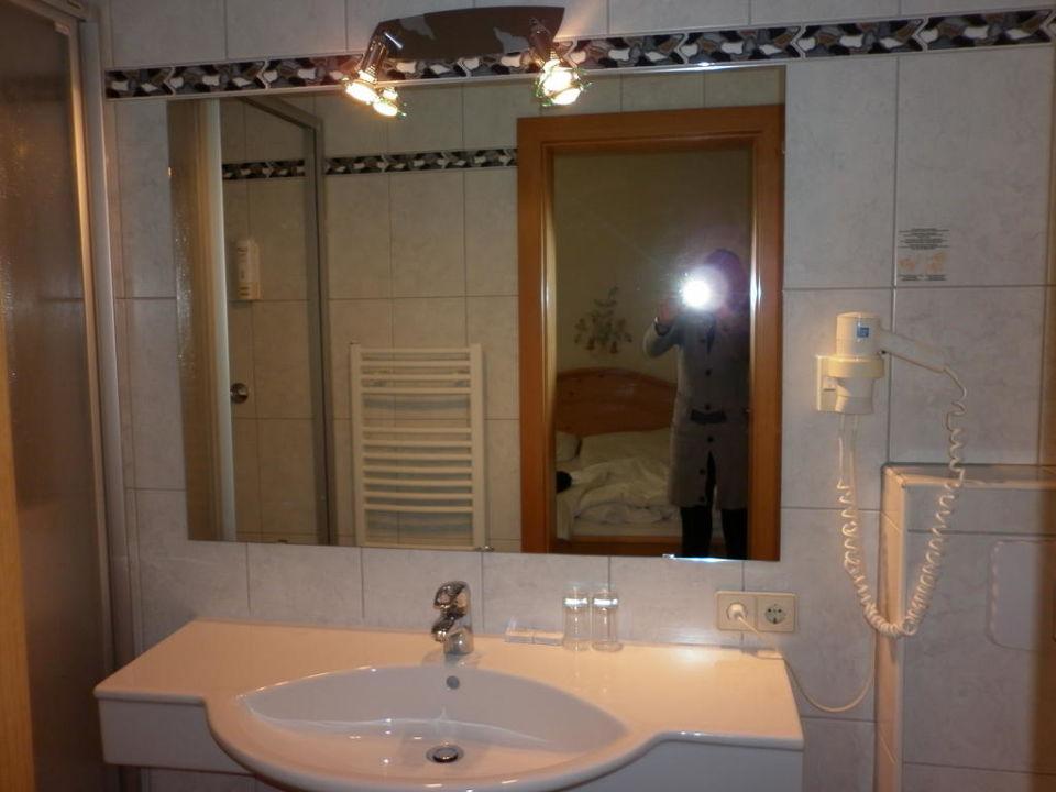 Badkamer deur moderne douche glas interieur strip bruine