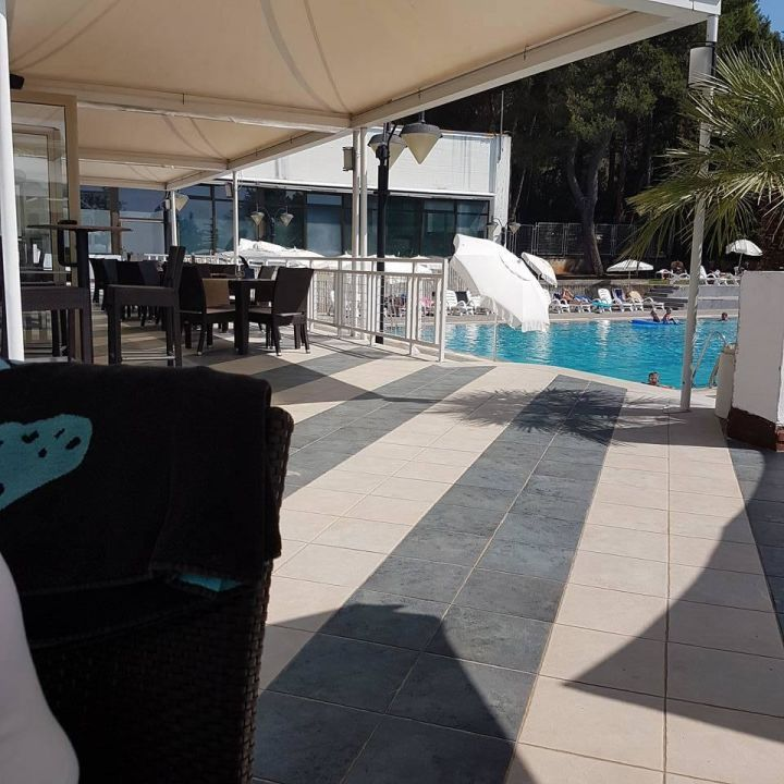 Pool Pical Sunny Hotel by Valamar