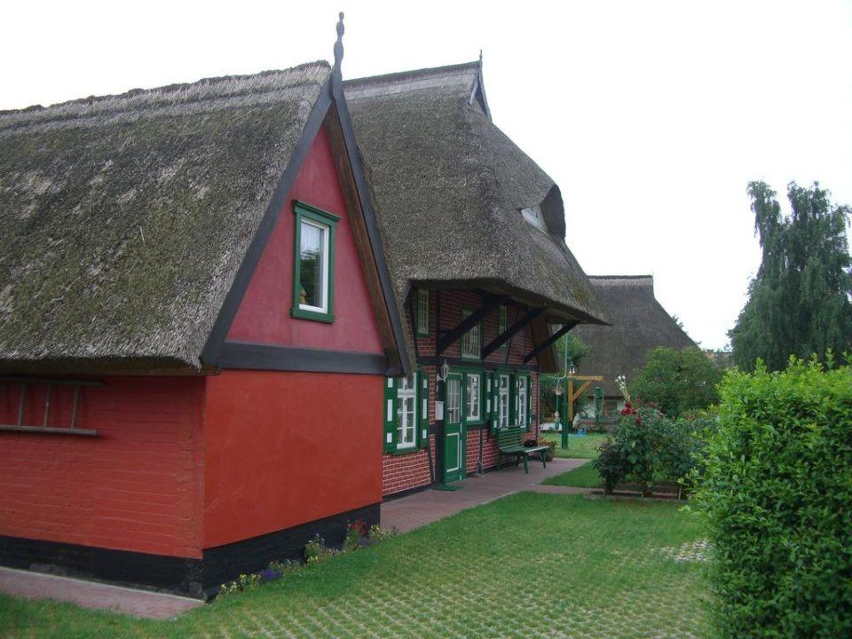 Kapitänshäuser und alte Fischerkaten Hotel Deutsches Haus