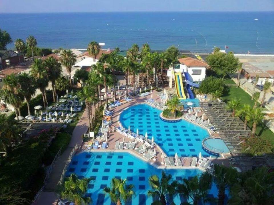 Trendy Hotel Palm Beach In Side