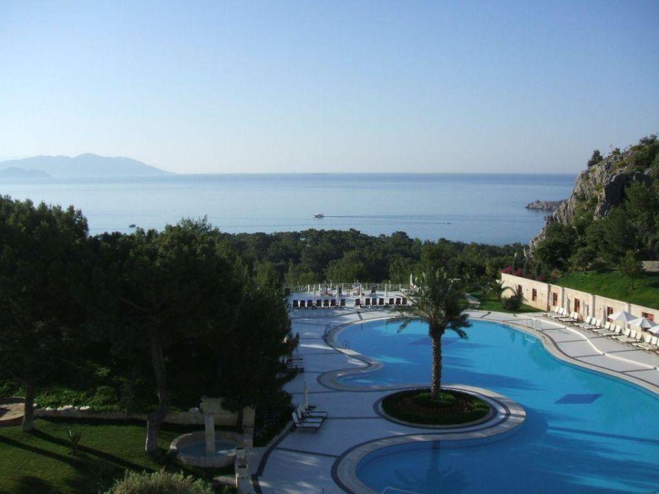 Blick auf das Meer Castle Resort & Spa Hotel Sarigerme