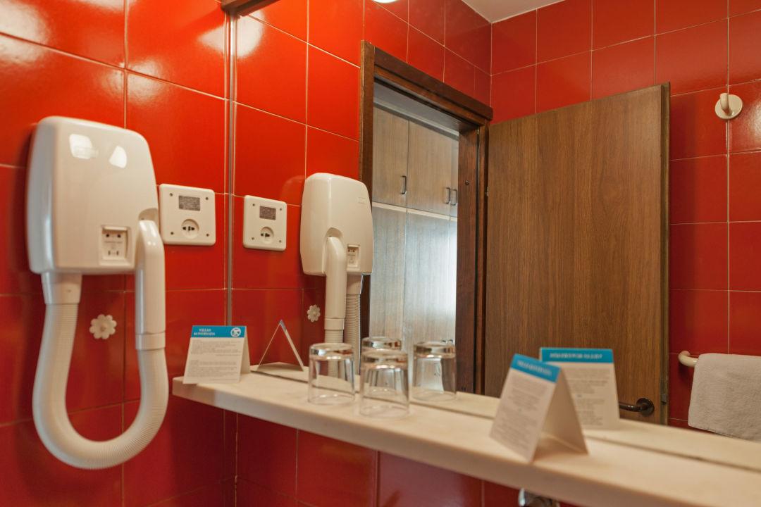 Bathroom Naturist park Koversada - Villas