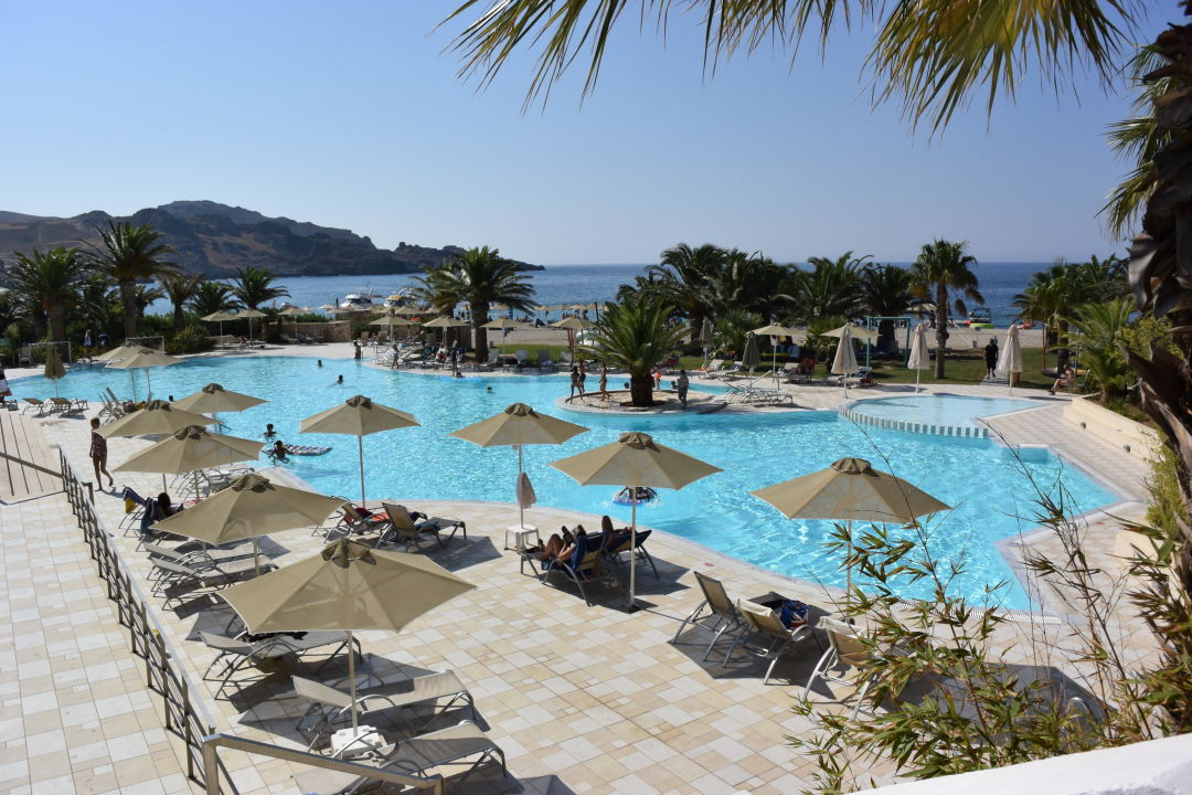 Beautiful Swimming Pool Hapimag Resort Damnoni Damnoni Holidaycheck Kreta Griechenland