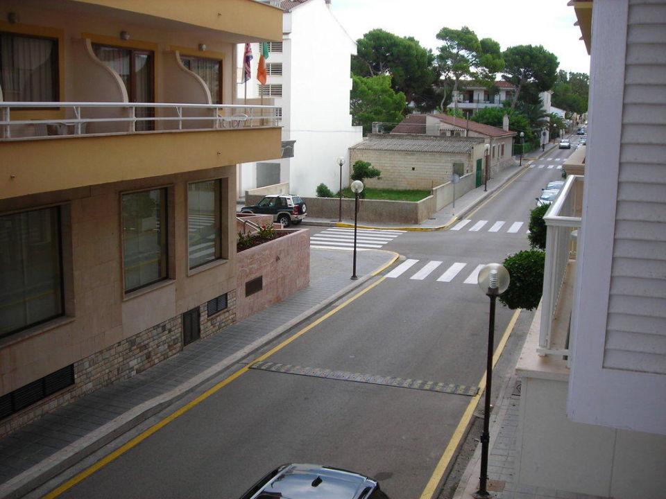 Ausblick vom Appartement Appartement Mar Brava