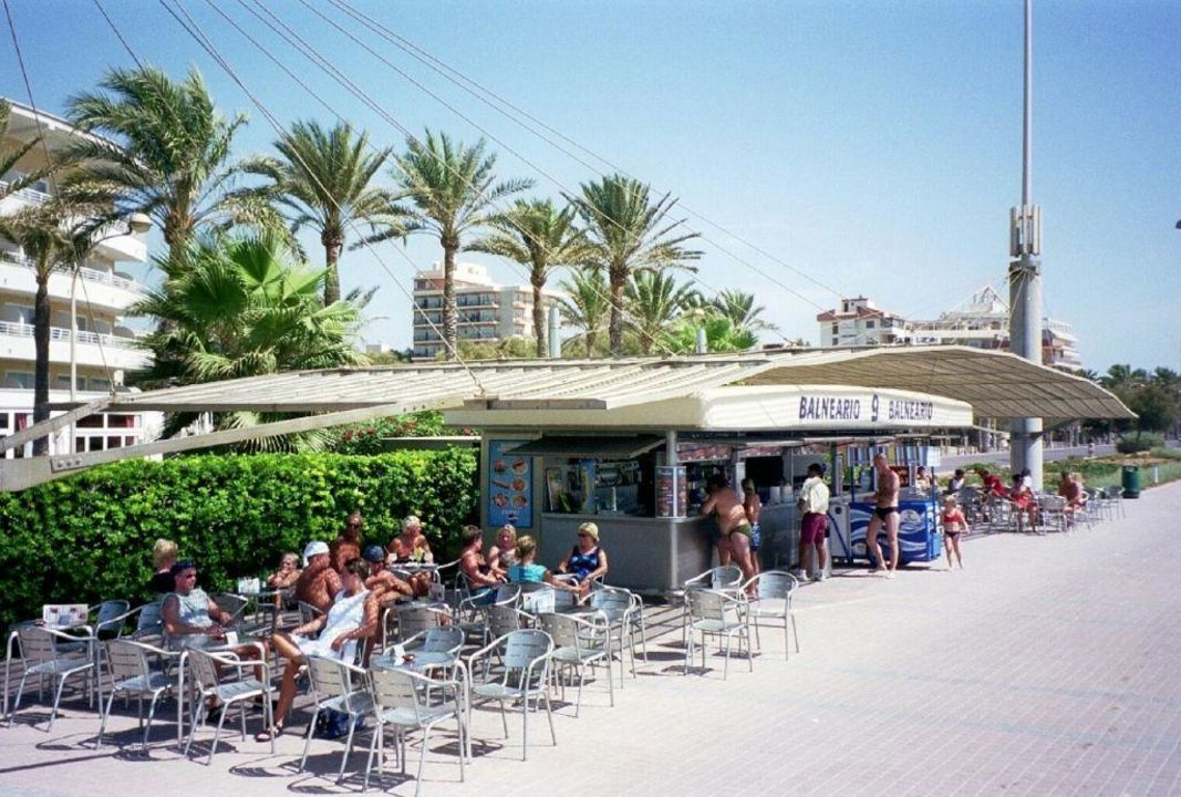Hotel Leman Playa De Palma