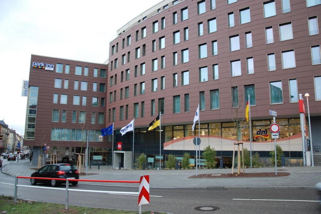 Park Inn By Radisson Stuttgart Hotel
