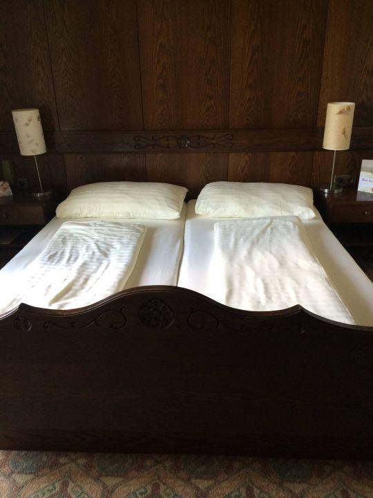 Vier Sterne Zimmer Landhotel Rosentaler Hof