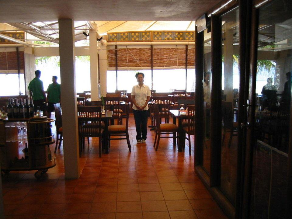 Restaurant Cinnamon Hakuraa Huraa Maldives