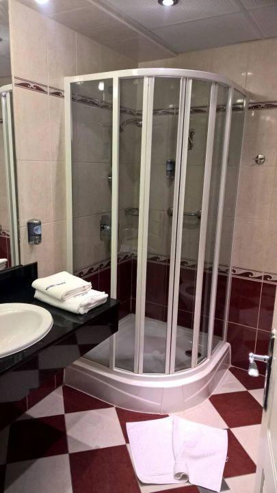 Dusche Hotel Silver