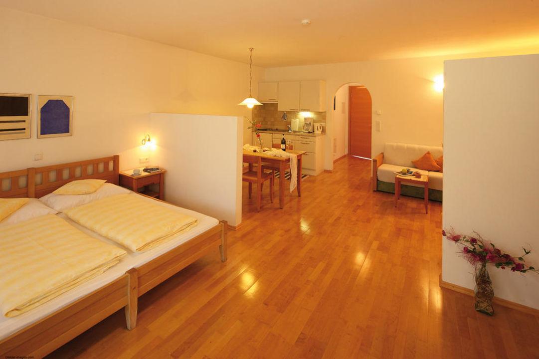 Appartement Landhaus Fux