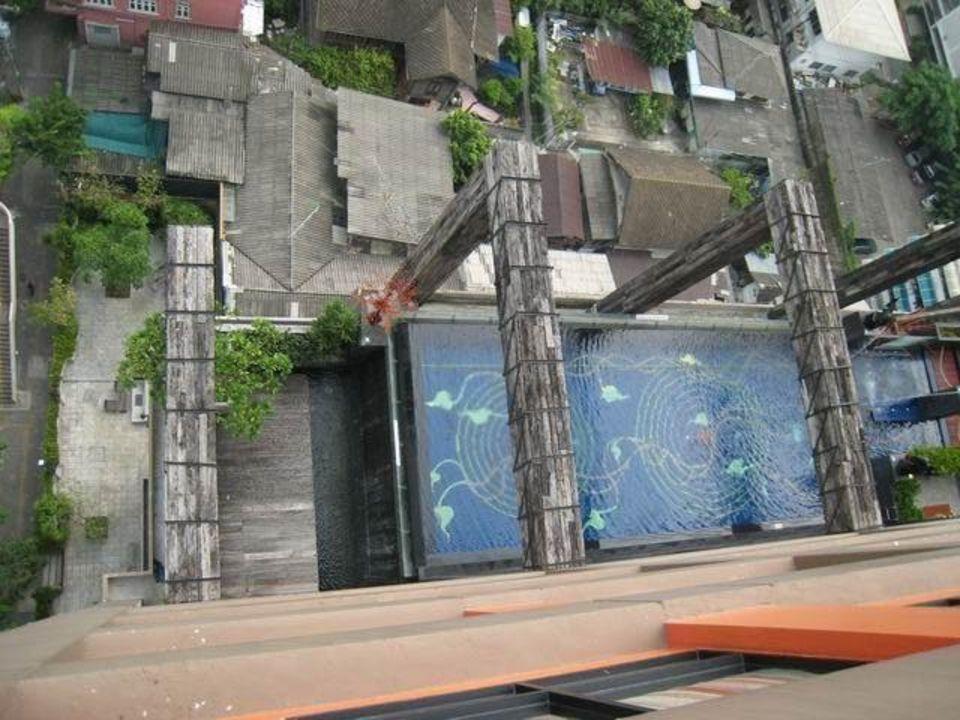 Bild Blick Auf Den Pool Zu Hotel Siam Design