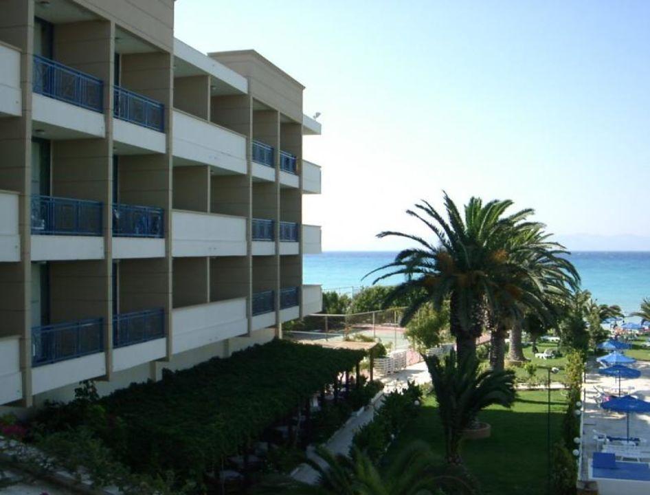 Meerblickzimmer Elina Beach SENTIDO Ixian Grand