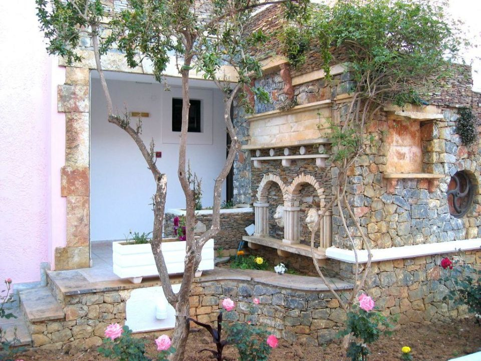 Hotelanlage Kournas Village Hotel Kournas Village