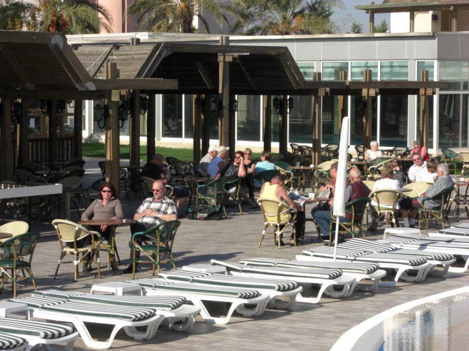 AS-Bar am Pool Trendy Aspendos Beach Hotel