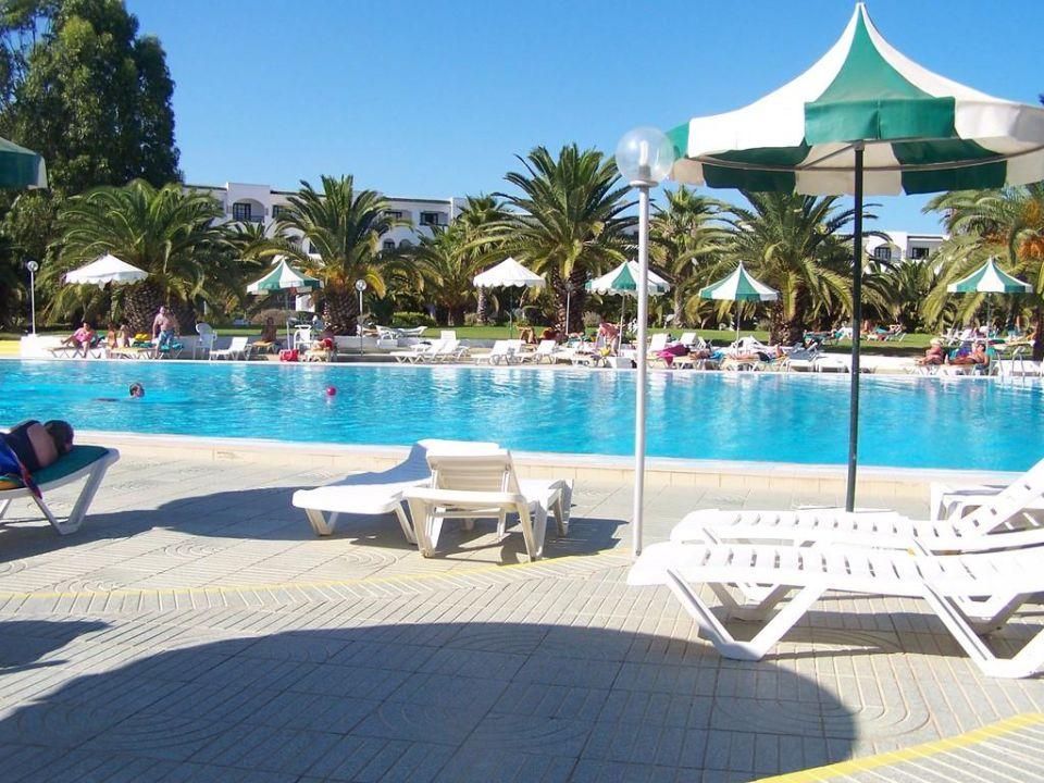 Pool Hotel Fatimi Garden