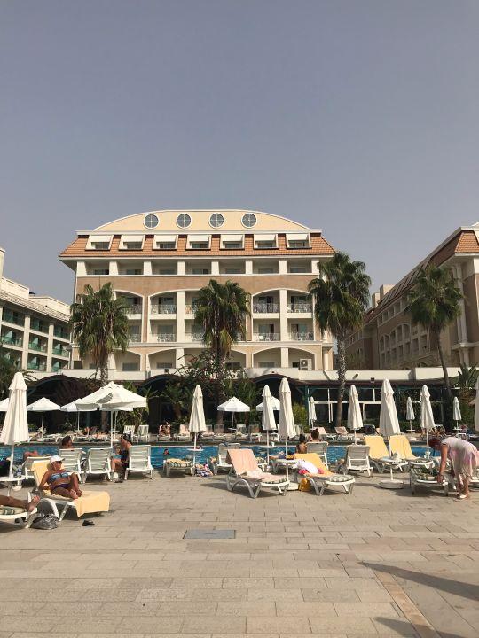 Außenansicht Mholiday Hotels Belek (Vorgänger-Hotel - existiert nicht mehr)