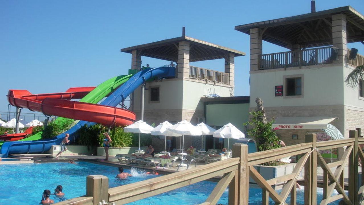 Rutschen Mholiday Hotels Belek