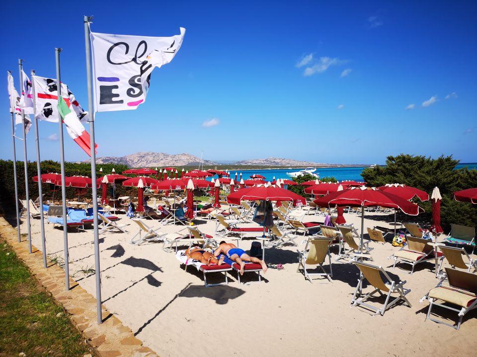 Strand Club Esse Roccaruja