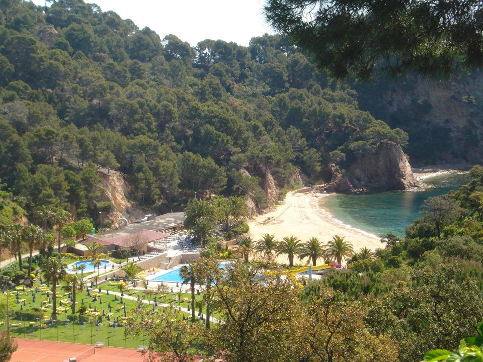 Gartenanlage Giverola Resort