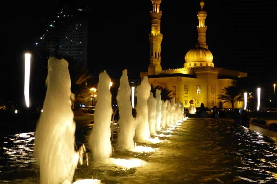 Okolica Hotel Golden Tulip Sharjah