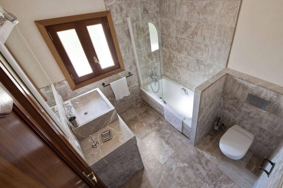 Badezimmer Finca Sa Vinya Des Putxet Mallorca