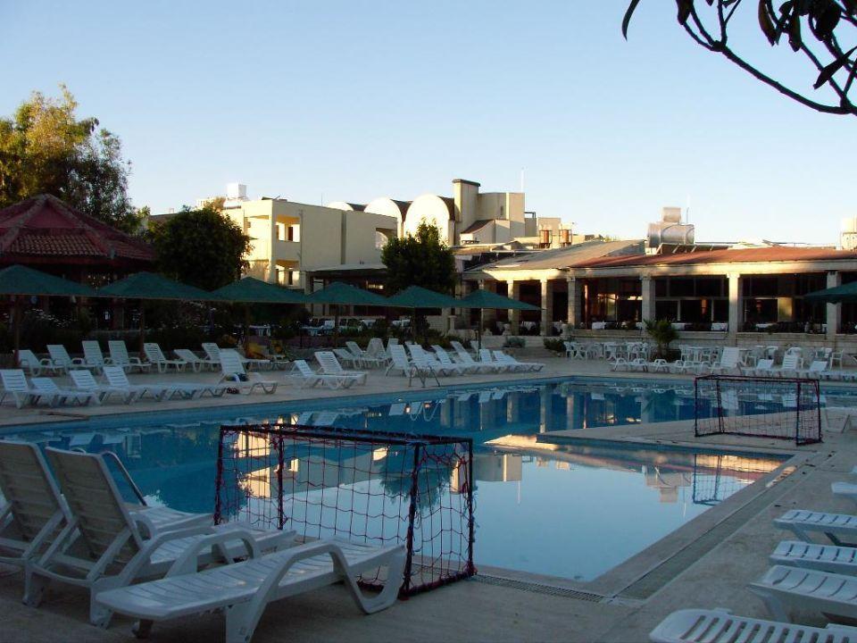 Verano Restaurant und Pool Hotel Club Verano
