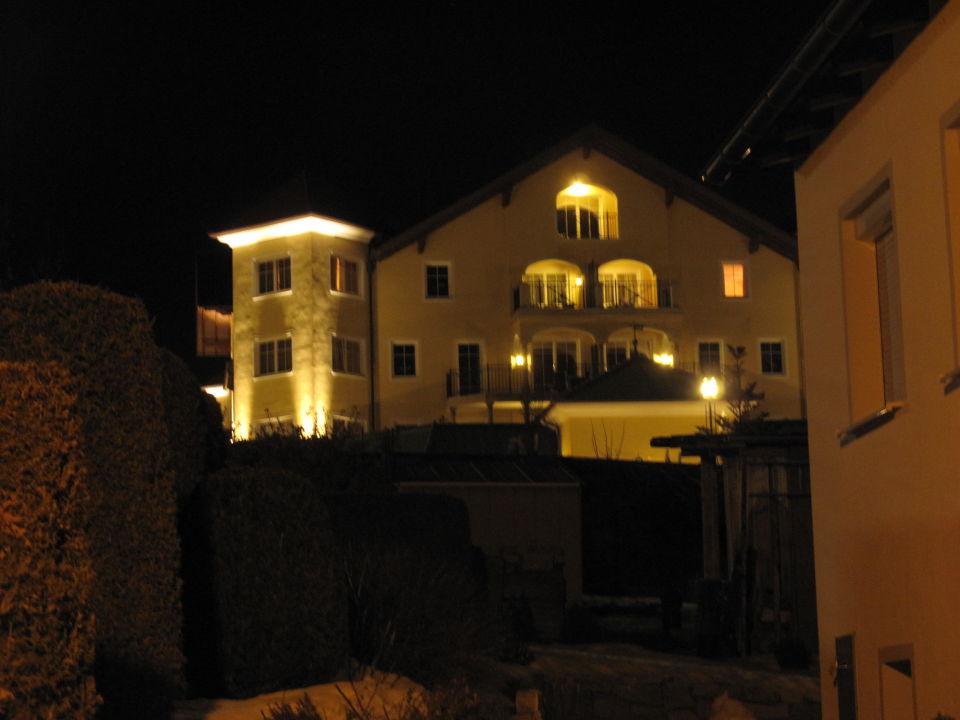 Haupteingang Wellnesshotel Jagdhof