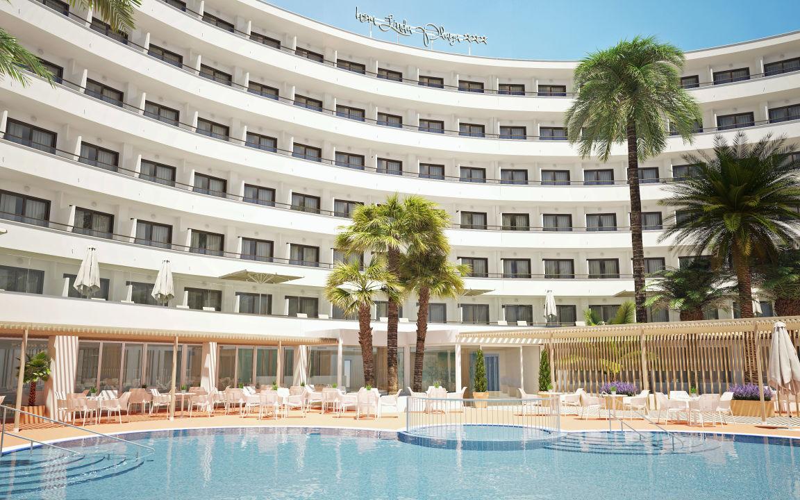 Bild Hotel Hsm Linda Playa