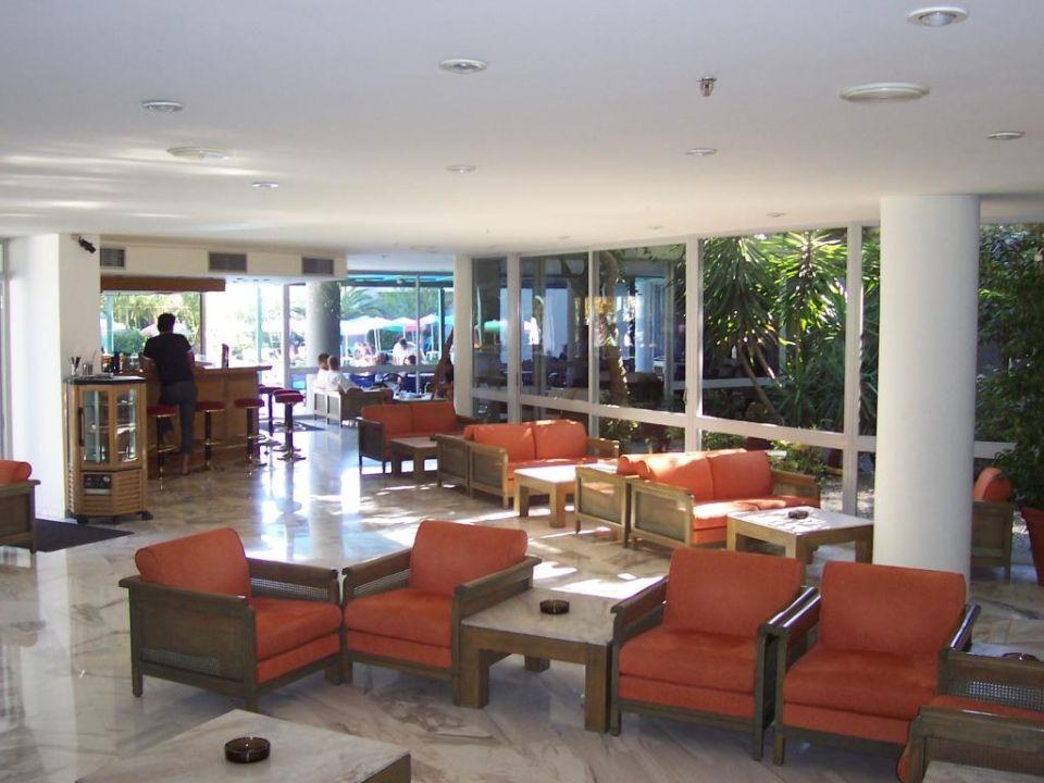 Lobby und Bar Hotel Minos