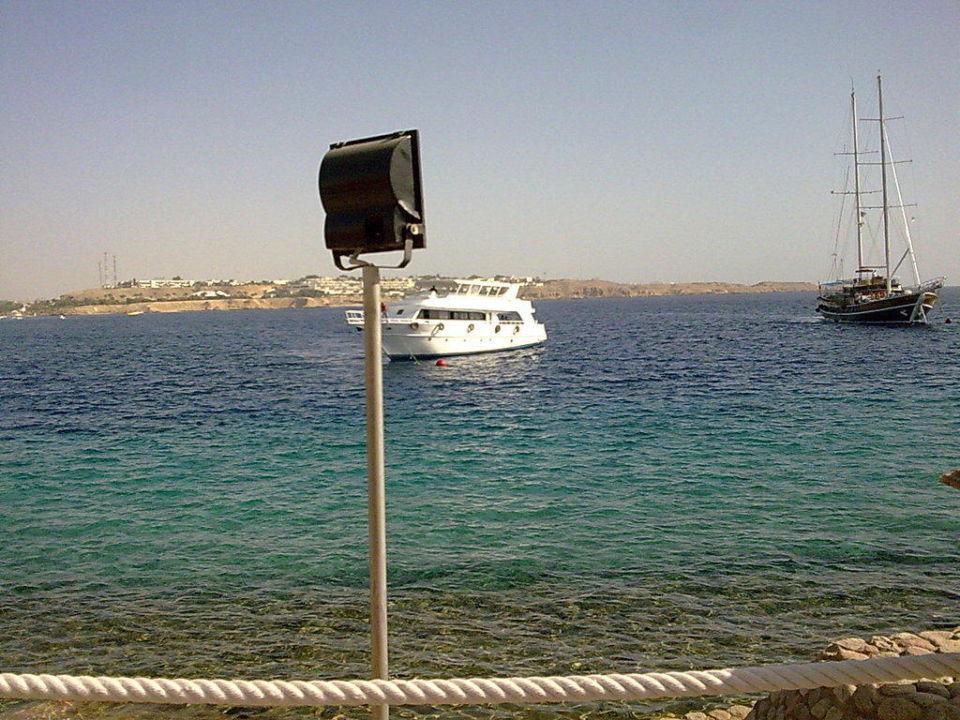 Restaurant view Lido Sharm Hotel