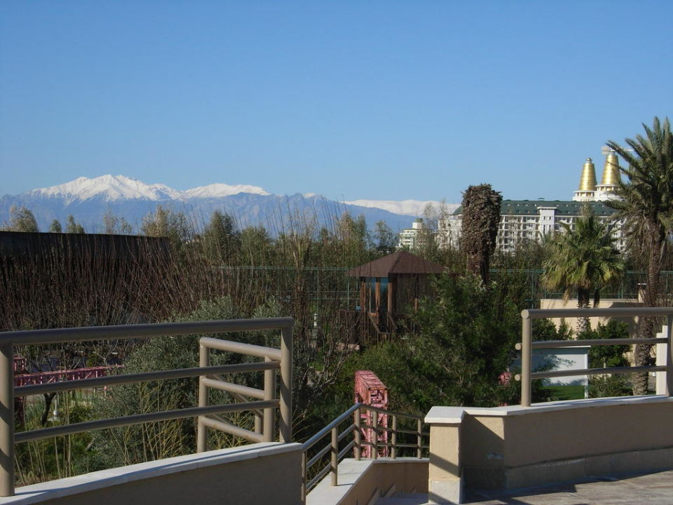 Sonne und Winter  Fame Residence Lara & Spa