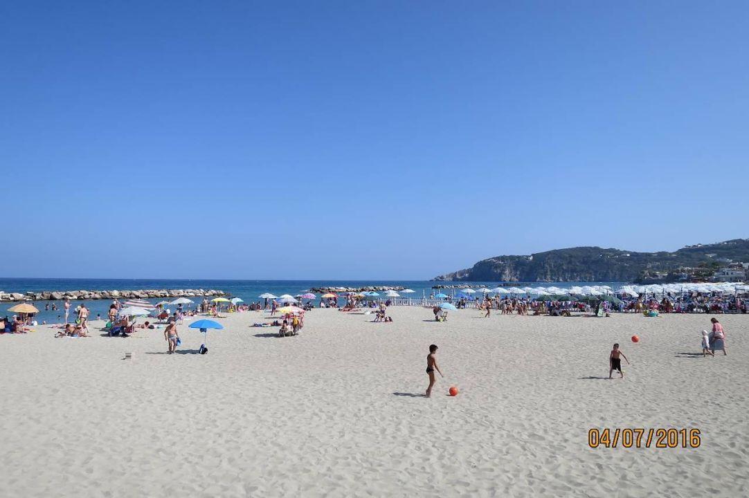 Hotel Am Strand Italien