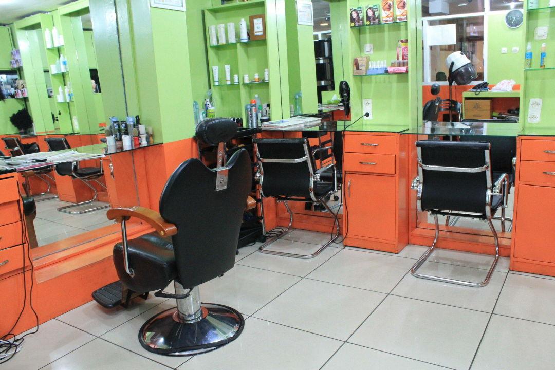 Salon de coiffure\