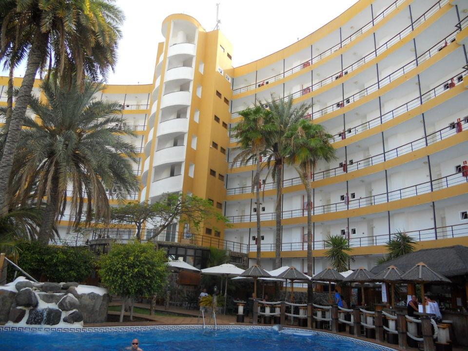 Hotel Maritim Playa In Playa Del Ingles