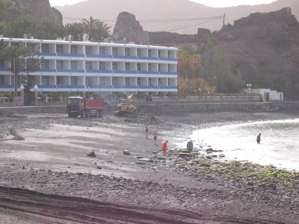 Playa del Cura, Strand v. Riviera Marina Hotel LABRANDA Riviera Marina