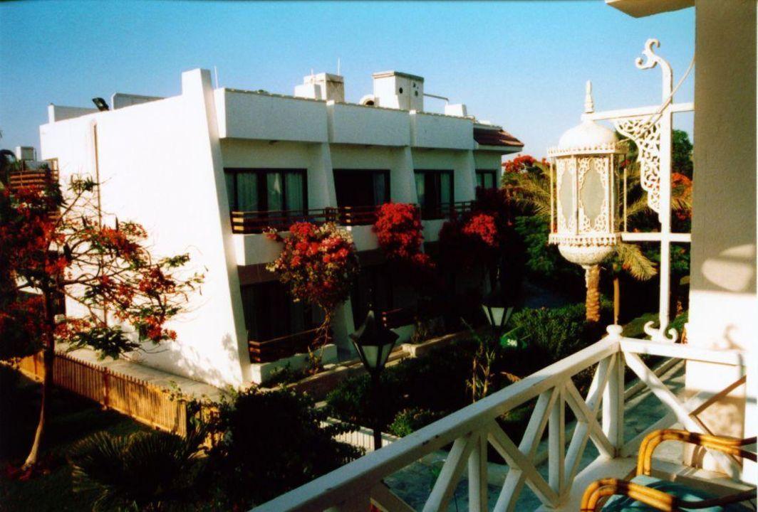Hotel Gebäudeteil The Grand Hotel Hurghada