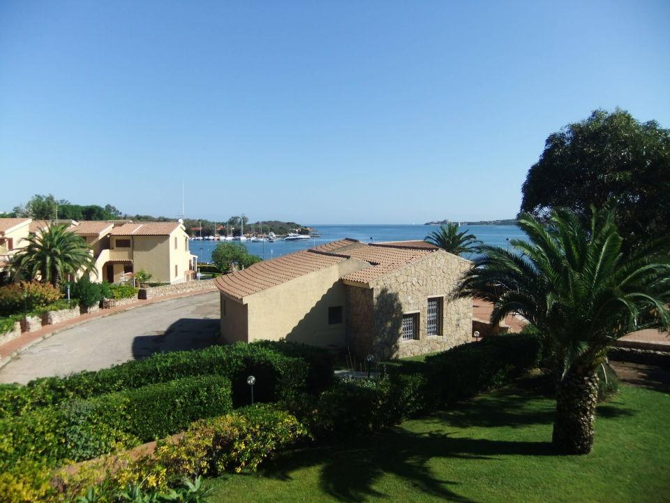 Gebäude sind für sonniges Wetter geeignet... Blu Hotel Laconia Village