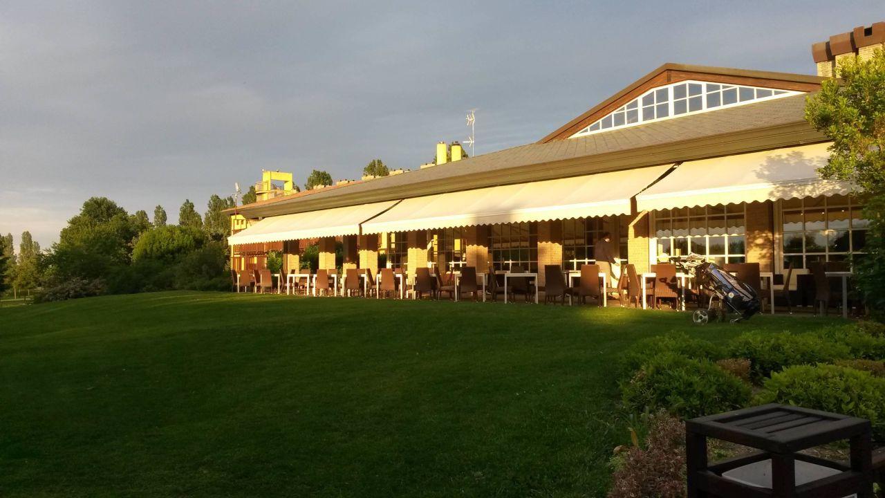 Restaurant Terrasse Hotel Golf Inn