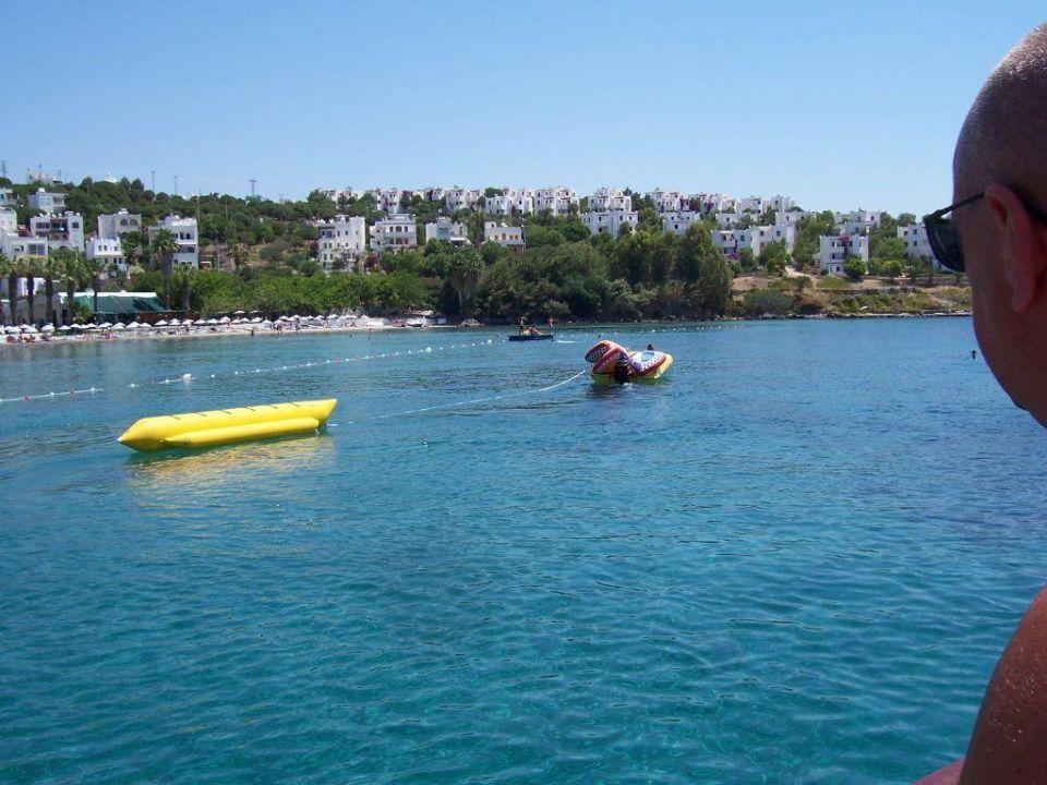 Das herrliche Wasser Hotel Armonia Holiday Village & Spa