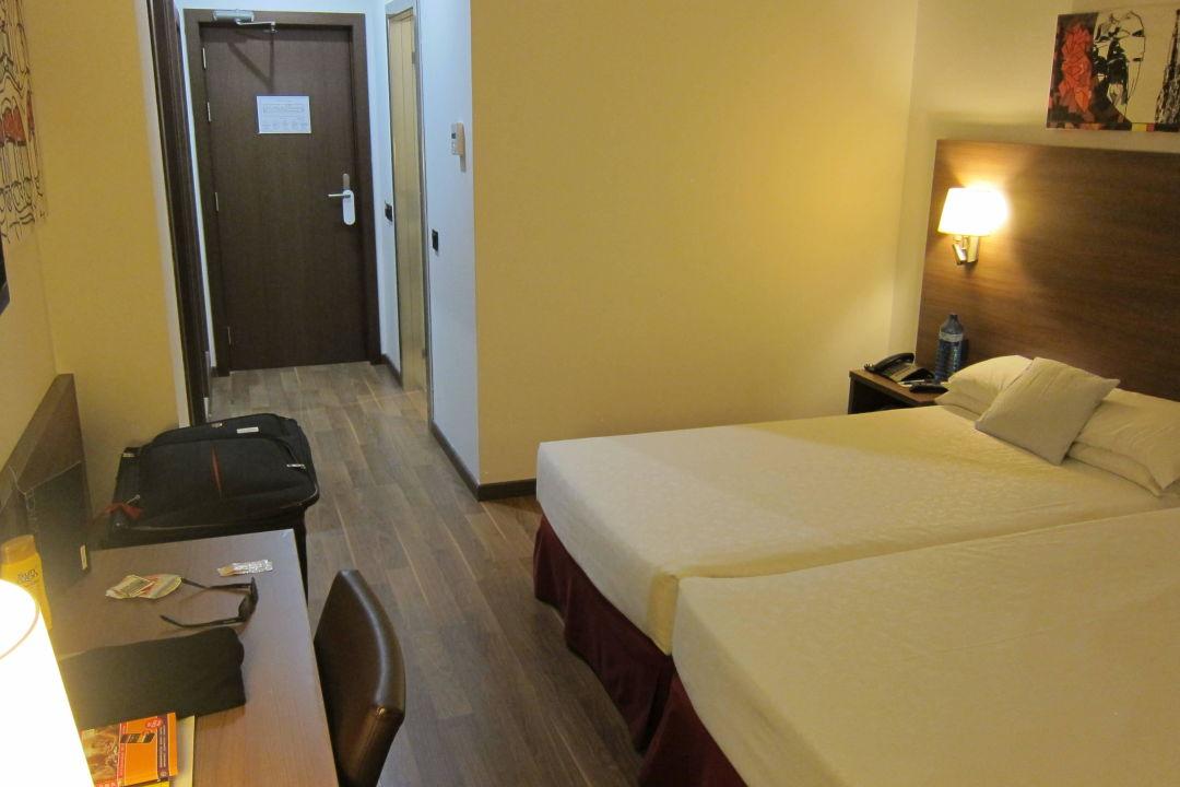Zimmer Hotel 4 Barcelona