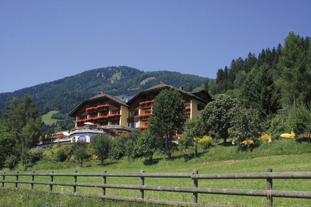 Außenansicht Alpenrose Naturhotel Alpenrose