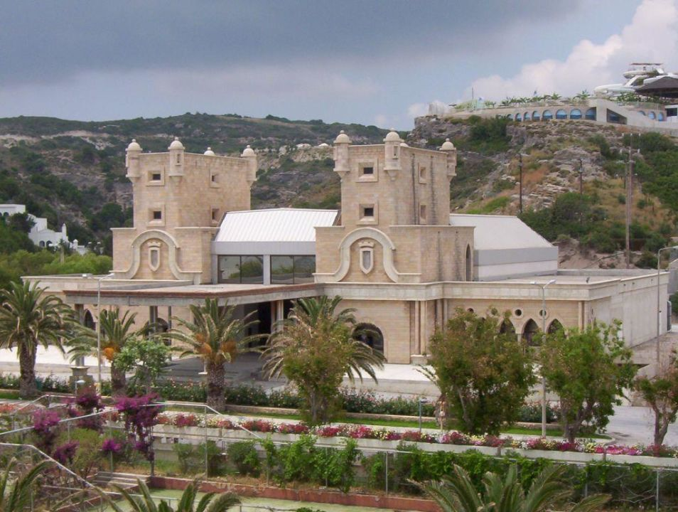 Ausblick Hotel Esperos Palace