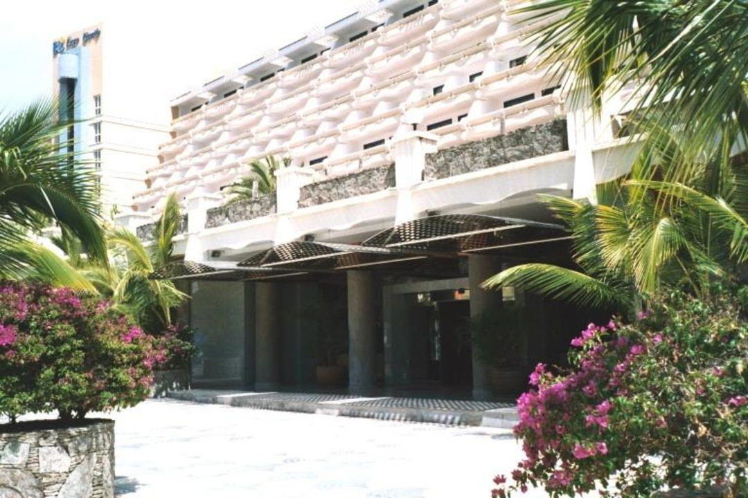 Aparthotel Lago Taurito - Hoteleingang Hotel Paradise Lago Taurito