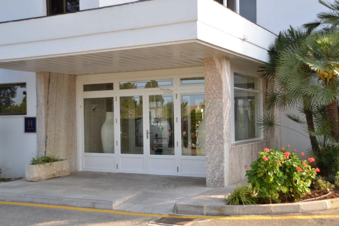 Eingang smartline Millor Sol