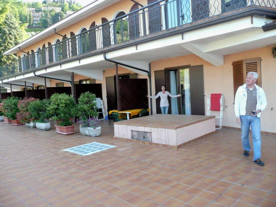 Anreise geschaft Park Hotel Zanzanu