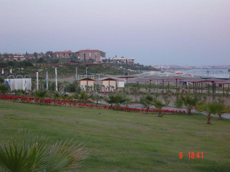 Strand Hotel Süral Resort