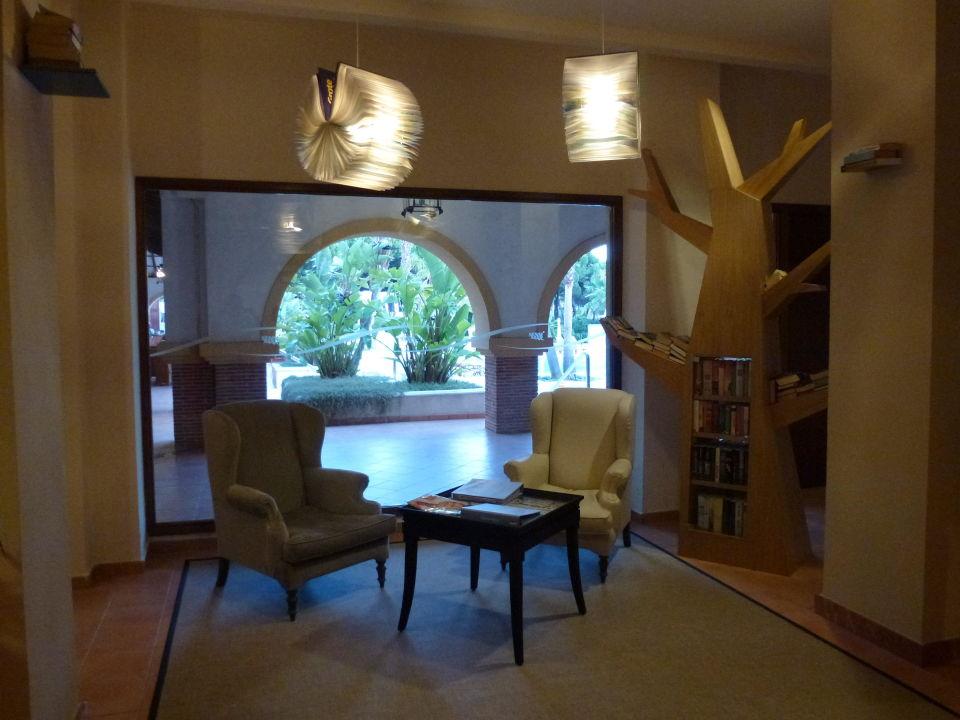 Bibliothek Sensimar Isla Cristina Palace & Spa