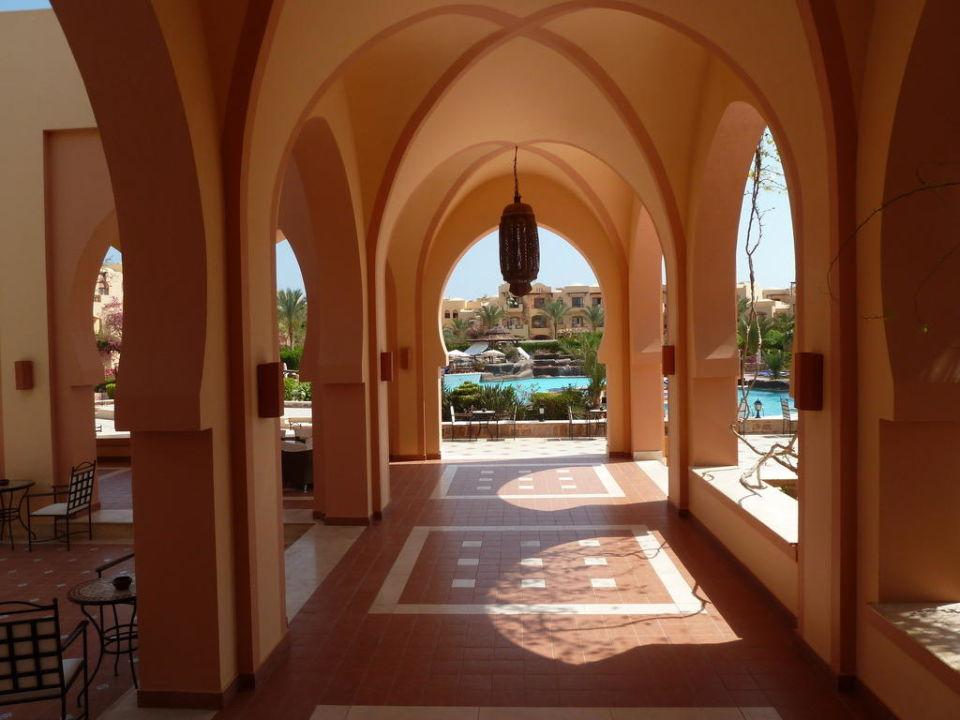 Orientalische Architektur Hotel Steigenberger Coraya Beach