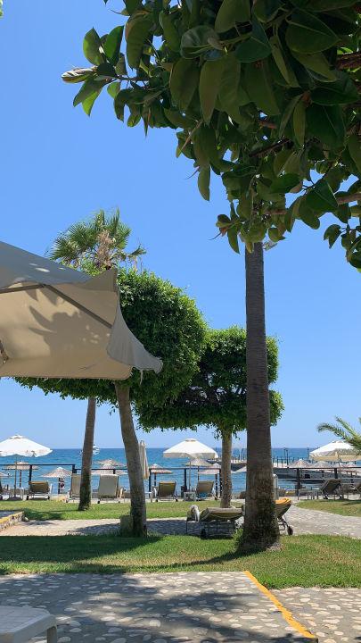 Ausblick Elias Beach Hotel