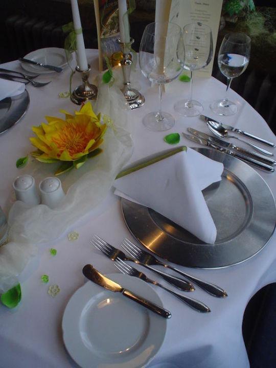 Candle Light Dinner Sporthotel & Resort Grafenwald